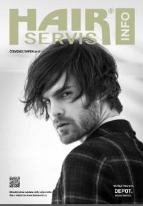 Aktuální císlo novin HairServis INFO